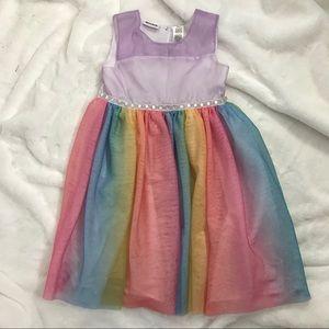Girls Blueberi boulevard dress